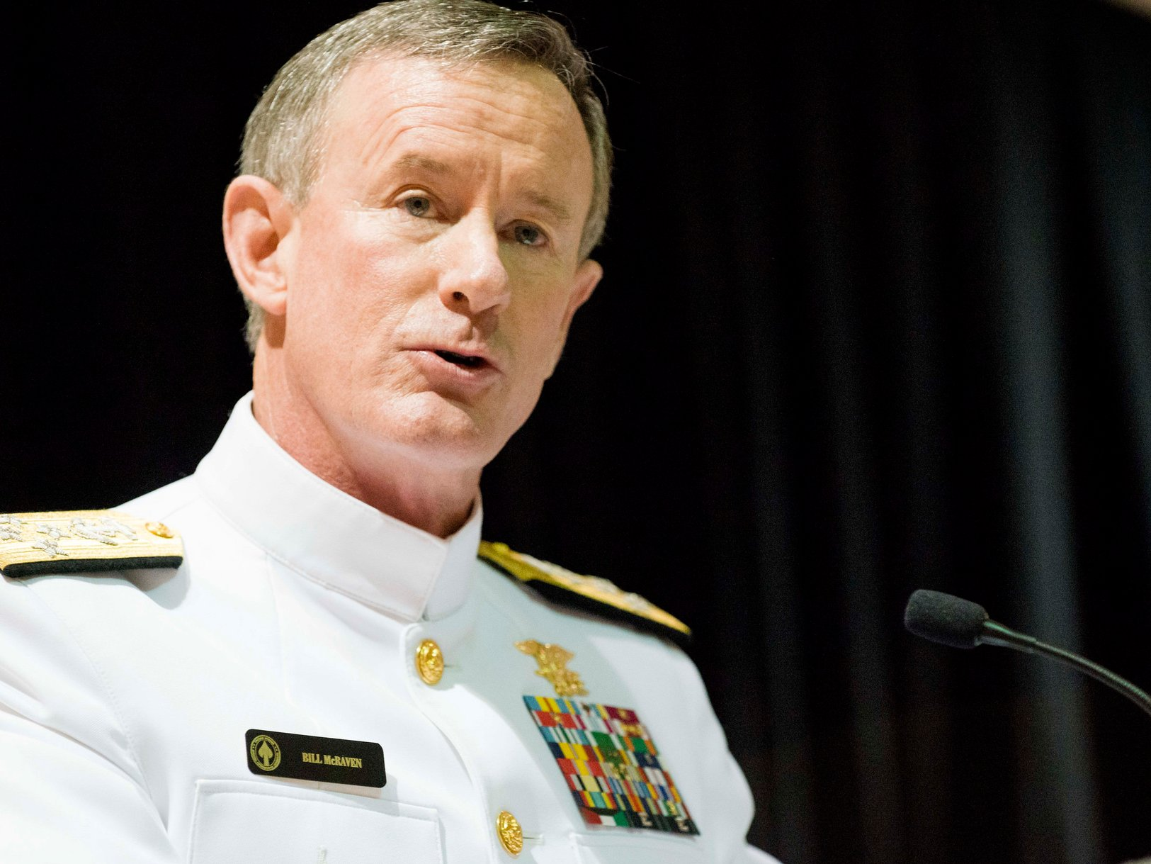 william mcraven thesis 21 comments on an open letter to admiral william mcraven anonymous august 18, 2018 at 9:14 am whoa  (which is a thesis-length exposition on its own.