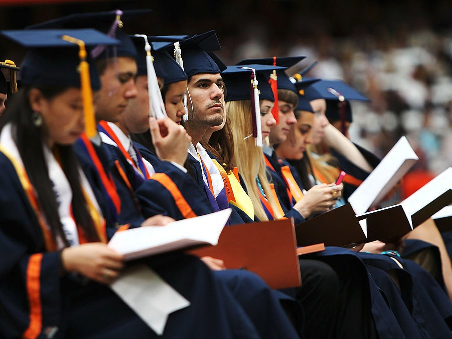 college graduates suffering from excessive financial burden Running head: financial stress 3 financial stress and its impact on first-year students' college experiences over the last few decades, higher education financing has changed dramatically.